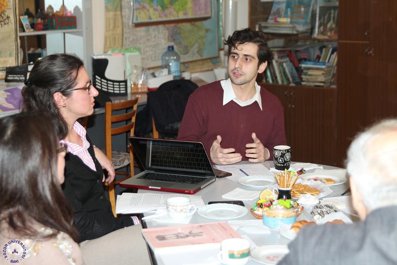 Roundtable on Caucasian Albania