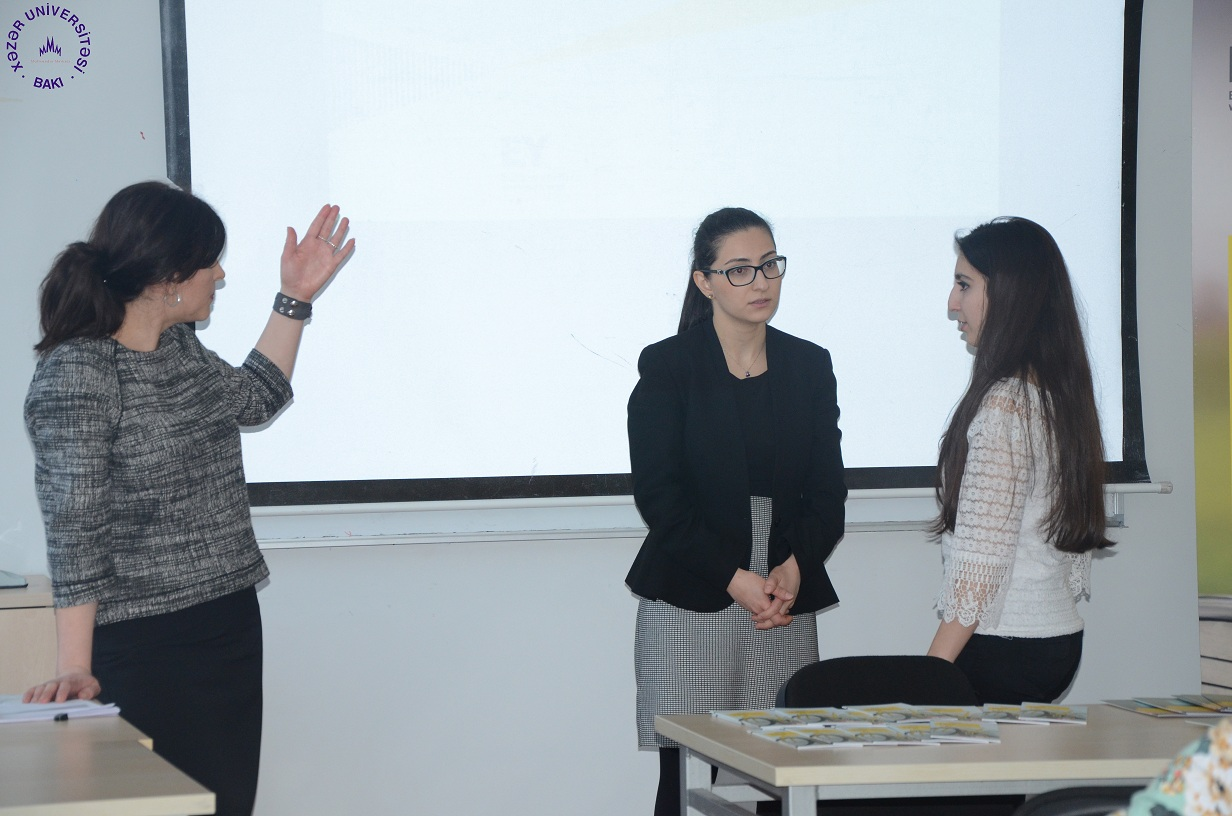 Ernst and Young Presentation
