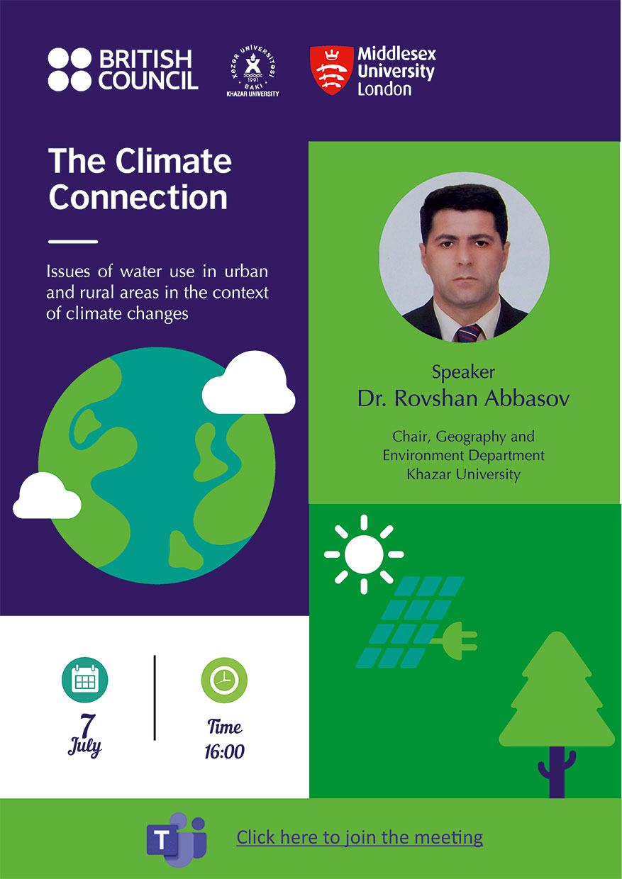 Seminar on Climate Change within Creative Commissions