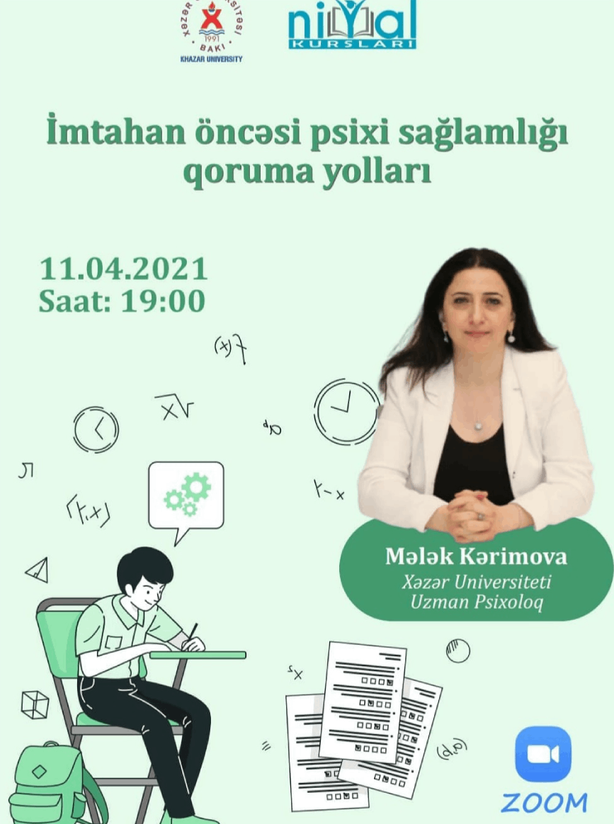 """Webinar to be held on """"Ways to protect Pre-Exam Mental Health"""""""