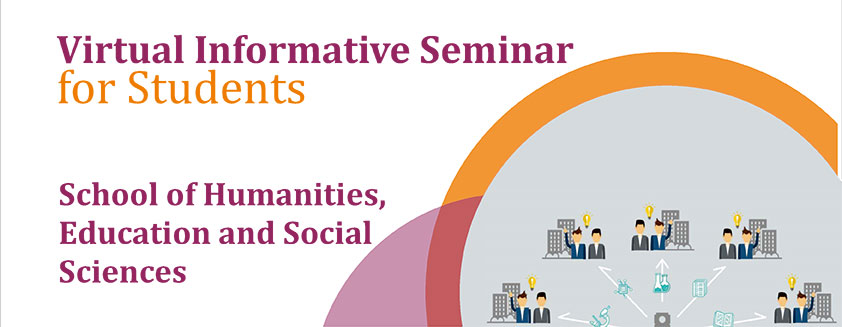 UniLab informative seminar for students of the School of Humanities, Education and Social Sciences