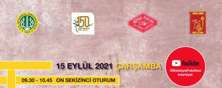 The 9th International Conference on Turkology of the Institute of Turkish Studies to be Held