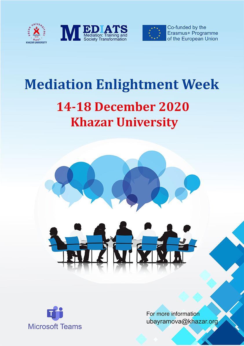 Mediation Enlightenment Week