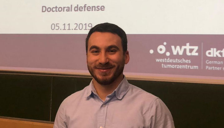 Scientist from University of Dusseldorf to Hold Seminar