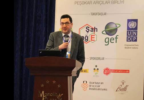 Professor of Uludag University to Deliver Presentations