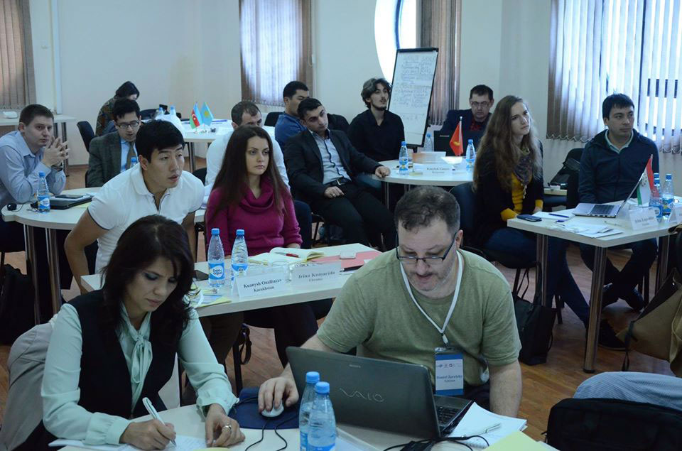 """Eurasian Hub Announces Call for applications for the """"Natural Resources for Sustainable Development"""" 2020 multi-mode course"""