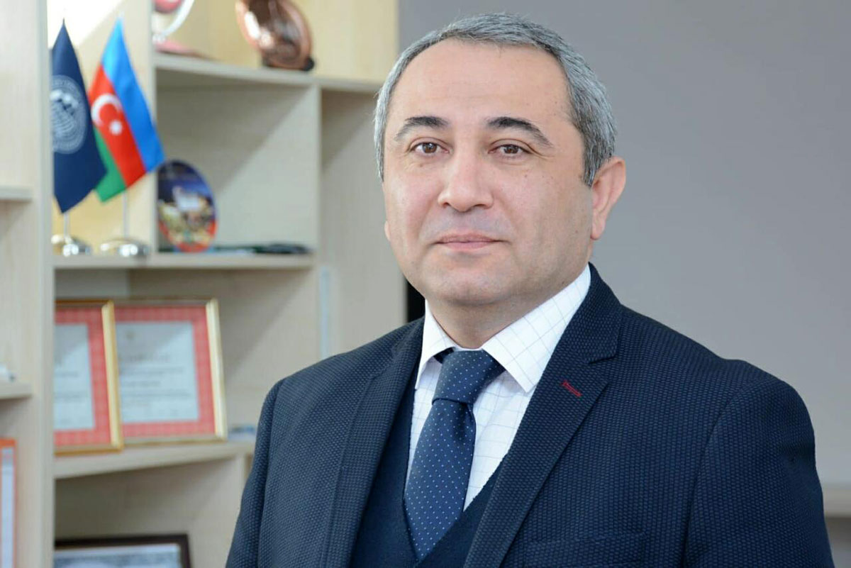 Khazar University Graduate Appointed to High Position - Deputy Chief of State Motor Transport Service