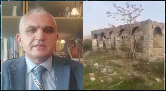 Departament müdirinin İranın Azərbaycan siyasəti haqqında açıqlaması