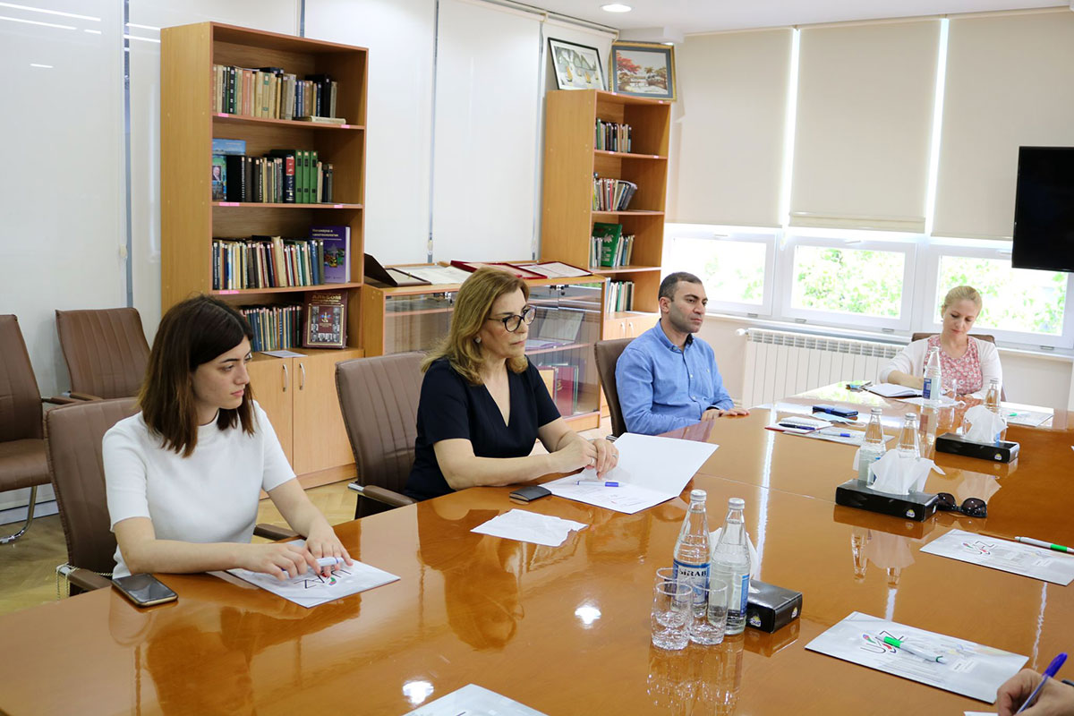 Rector of Khazar University at UFAZ