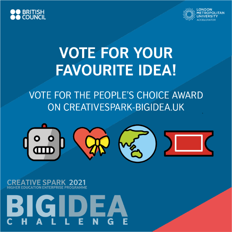 Our students are among the semifinalists of the Big Idea Challenge 2021