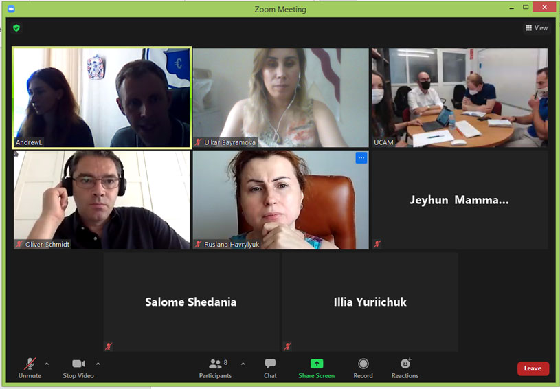 Meeting within the Framework of Erasmus+ MEDIATS Project
