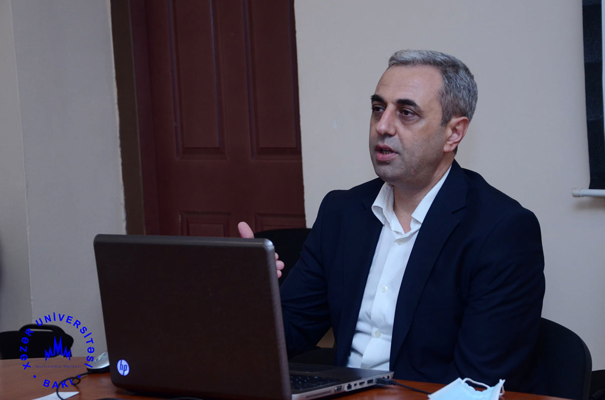 Lecture on Political Changes in the South Caucasus