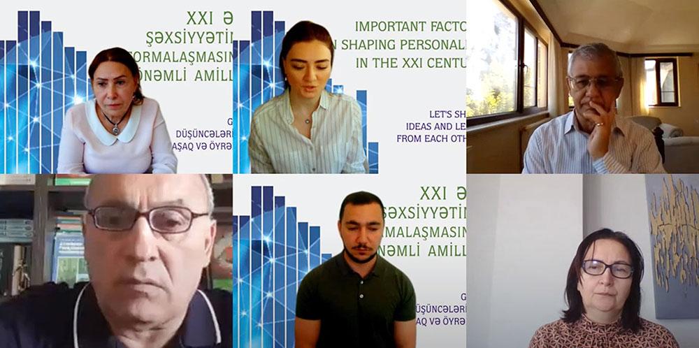 International forum dedicated to the memory of prominent educator Nailekhanim Isayeva