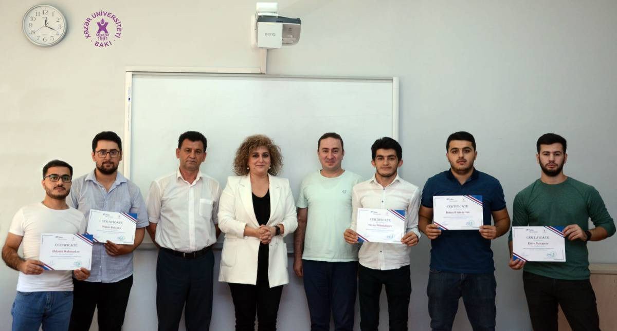 Students Completing Summer Course Awarded Certificates