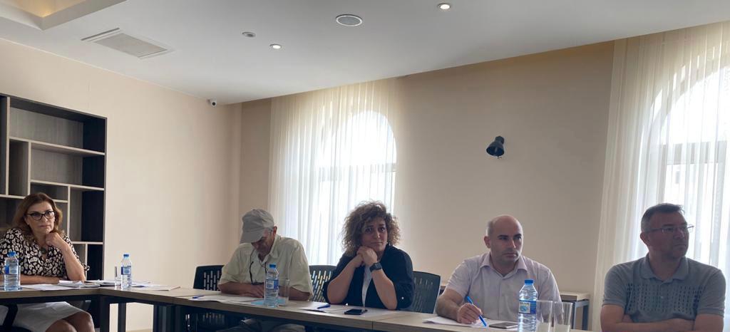 Informative Seminar of Erasmus+ ECAR project