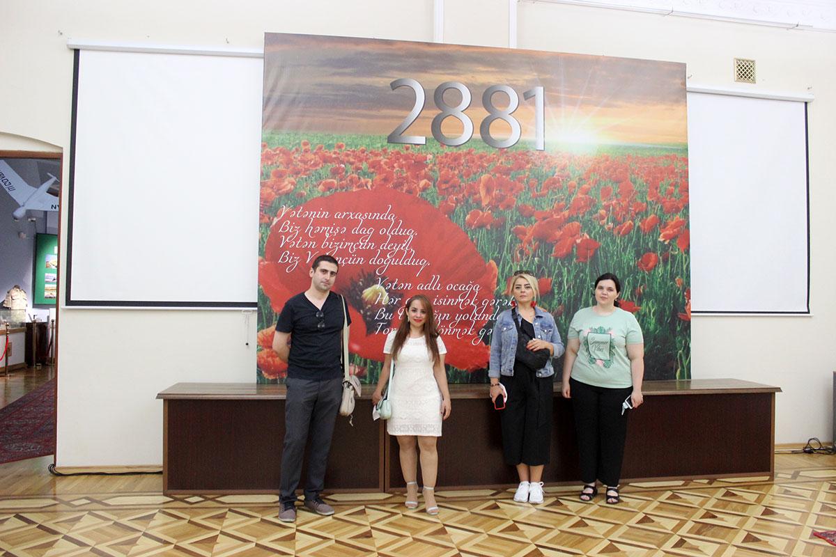 Delegation of Erasmus International Exchange Program of Istanbul Aydin University at Khazar University
