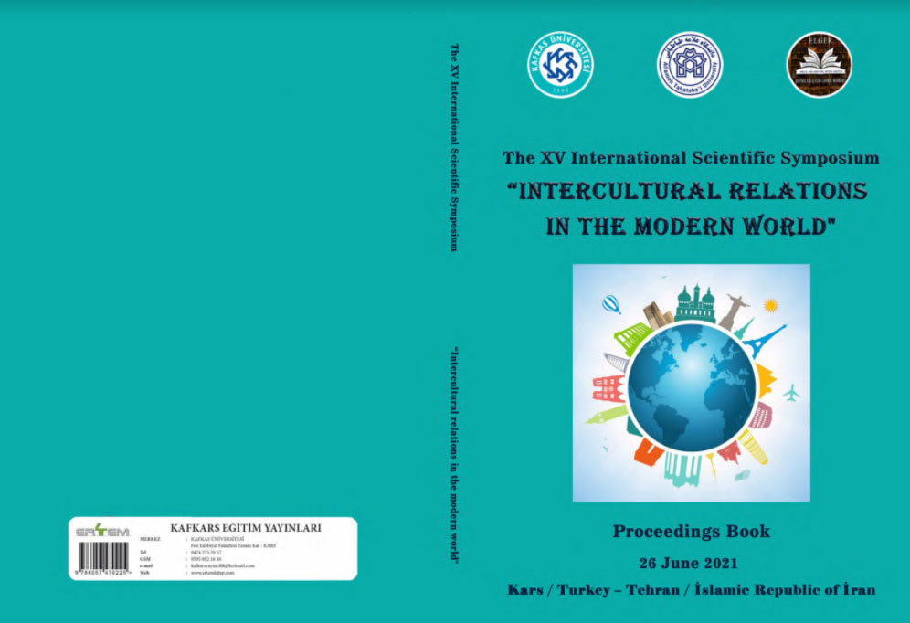 The article of the director of LIC was published in the materials of the International Scientific Symposium